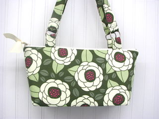 The Emma Handbag in Bloom