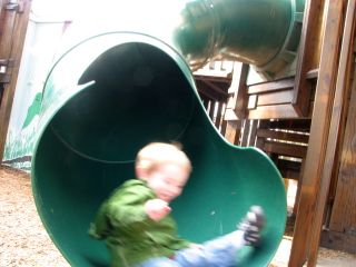 Dream Playground slide