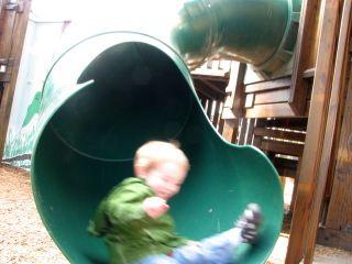 Dream Playground slide