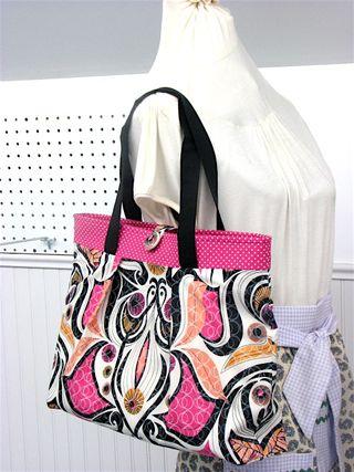 Bella Bag in Hot Couturier