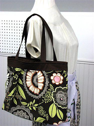 Bella Bag in Lacework