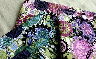 Freshly sewn Laptop & iPad Sleeves