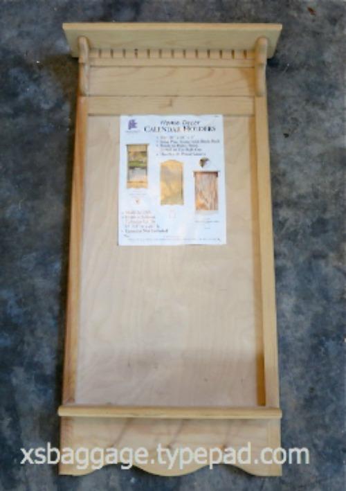 images wooden wall calendar holder frame wooden wall calendar holder ...