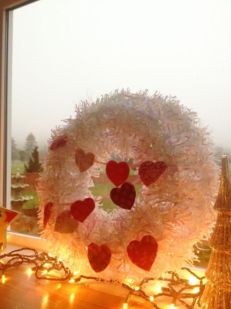 HeartGarlandWreath