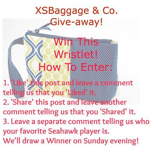 GiveawaySeahawkWristlet